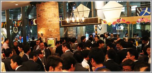 株式会社SEAGlobal10周年パーティ