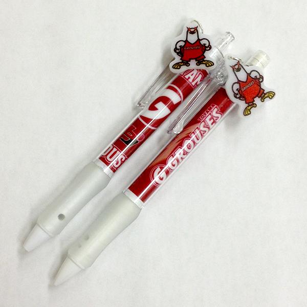 富山グラウジーズのシャープペン・ボールペンの写真