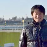1月14日に【JRA 美浦トレーニングセンター】へ岡山一成(奈良クラブ所属)と訪問しました!の写真