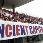 4月19日 JFL所属 奈良クラブとbjリーグ所属 バンビシャス奈良のホーム同日開催の写真