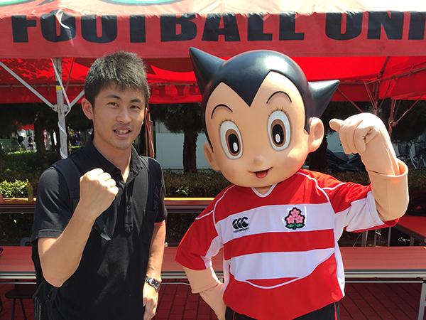 【ラグビー】アジアラグビーチャンピオンシップ2015