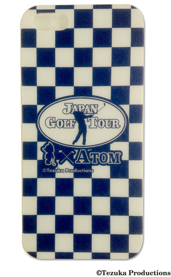 【ゴルフ】「アトム」コラボグッズ iphone5ケースの写真