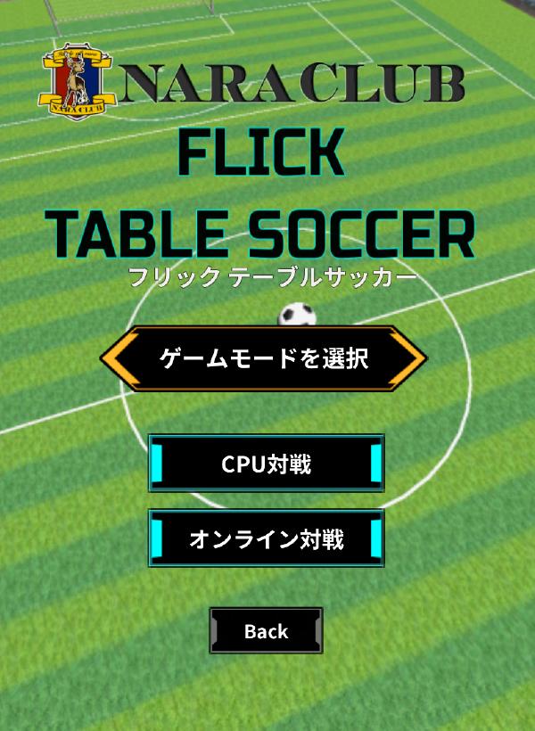 NARACLUB Flick Table Soccer