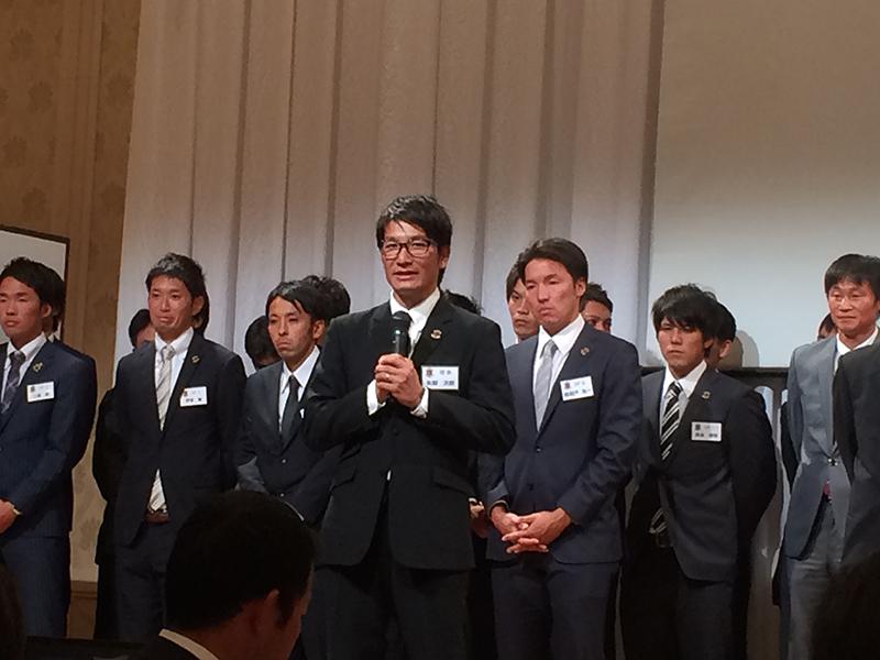 【奈良クラブ】2015シーズン終了報告会