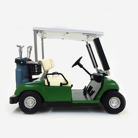 【ゴルフ×アトム】ミニチュアカート