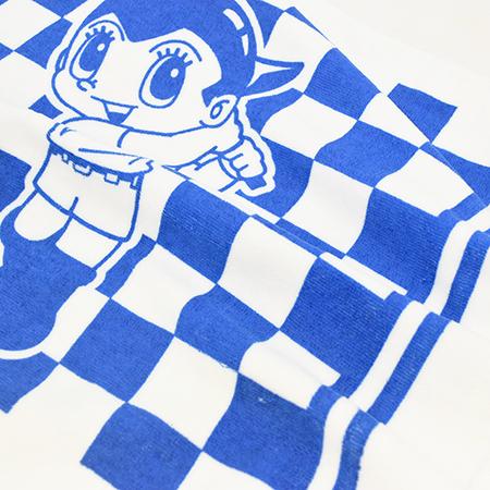 【ゴルフ×アトム】スポーツタオル