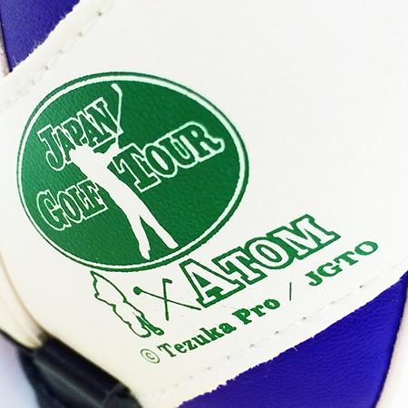 【ゴルフ×アトム】ゴルフバッグ型ペン立て