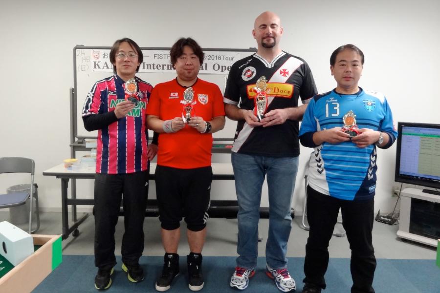 おはじきサッカー関西国際オープントーナメント2016