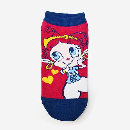 【ジュビロ磐田×ハクション大魔王】アクビちゃん 靴下の写真