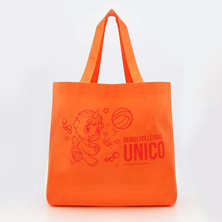 【ビーチバレー×ユニコ】不織布バッグの写真