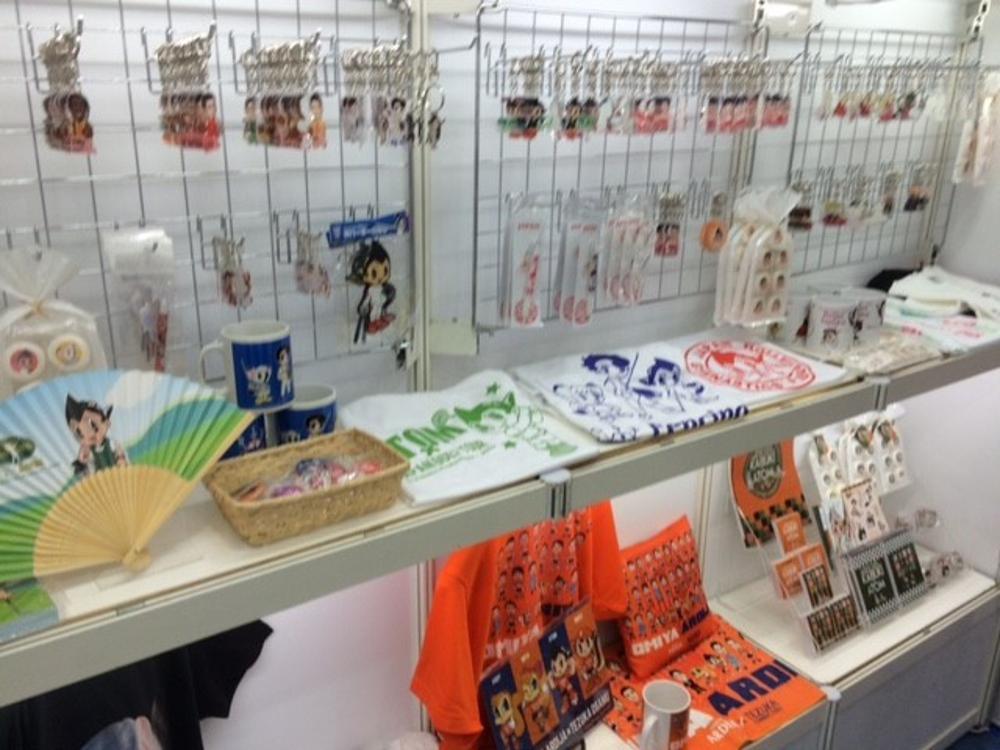 東京ギフトショー訪問の写真