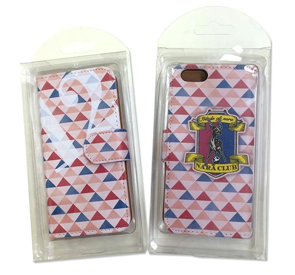 【奈良クラブ】iPhone6ケースのピンクの写真