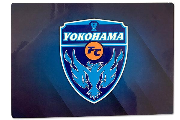 【横浜FC】下敷き2016バージョン