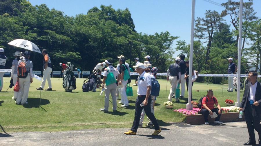【ゴルフ】関西オープン 2017 初の出店