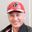【第12回】信濃グランセローズ/藤倉伸好「今年こそ!支えてくれた皆とともにビールかけ!」の写真