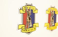 奈良クラブのマグネットの写真