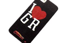 富山グラウジーズのiPhone5ケースの写真