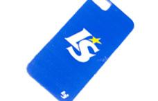 滋賀レイクスターズのiPhone5ケースの写真