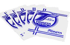 大分トリニータのクリアファイルの写真