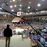 復活!大相撲人気 いざ九州場所へ現場ルポの写真