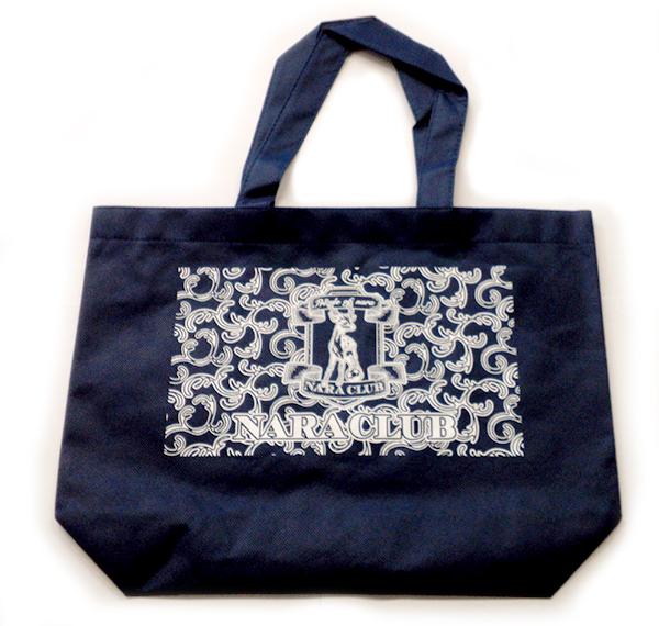 【奈良クラブ】不織布スタンダードバッグの写真