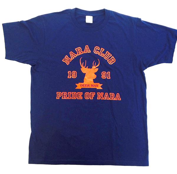 【奈良クラブ】Deer Man Tシャツの写真
