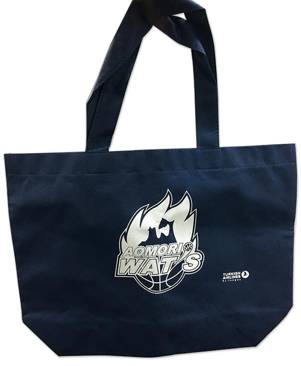 【青森ワッツ】不織布バッグの写真