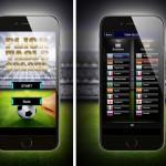 ヨーロッパで人気な、おはじきサッカー風のゲームアプリ「Flick Table Soccer」を公開の写真