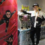 平昌オリンピックスピードスケート日本代表選手選考競技会の写真